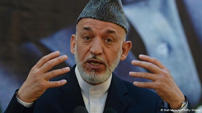کرزی: ناتو در افغانستان رنج به بار آورد