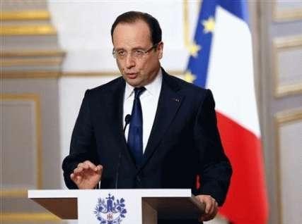 محبوبیت رییس جمهور فرانسه به زیر ۲۶ درصد کاهش یافت