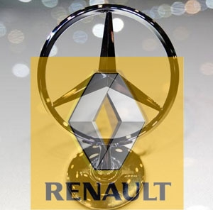 benz and Renault