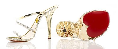 گرانقیمتترین کفشهای جهان