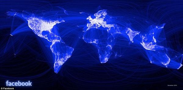 کشورهای جهان تحت سلطه امپراطورهای اینترنتی