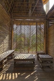 ساخت خانه مقاوم به سیل در ۲۵ روز