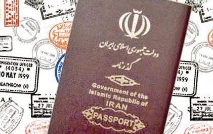 ۱۰ کشور در لیست قرمز ایران برای صدور روادید فرودگاهی