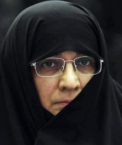 مجتهدزاده، رئیس سازمان نشر آثار و ارزشهای مشارکت زنان در دفاع مقدس شد
