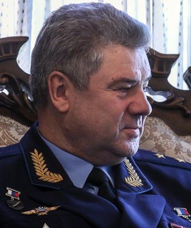 بازدید فرمانده کل نیروی هوایی فدراسیون روسیه از نیروی هوایی ارتش
