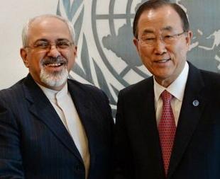سازمان ملل در مساله هستهای ایران نقشی کانونی داشته باشد