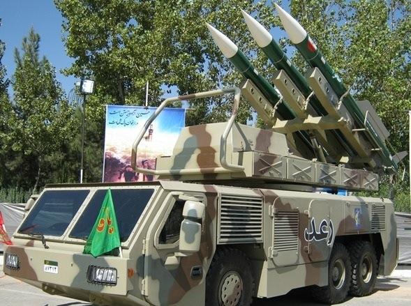 آشنایی با چند موشک پدافندی - ایران