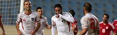ایران ۴ - لبنان۱؛ صعود به سرزمین کانگوروها