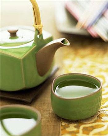چای سبز؛ اینبار برای سلامت دهان و دندان
