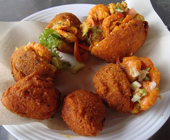 آکاراجه؛ غذای برزیلی
