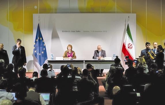 رسانه های اجتماعی در مذاکرات هسته ای