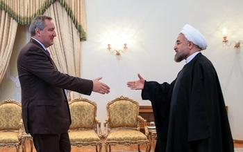 روحانی: روابط ایران و روسیه دیرینه و دوستانه است