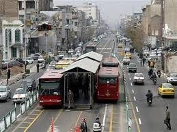 خط ۹ اتوبوسهای تندرو
