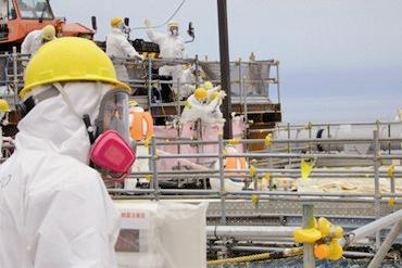 خطرات زیستمحیطی انتقال سوخت هستهای فوکوشیما