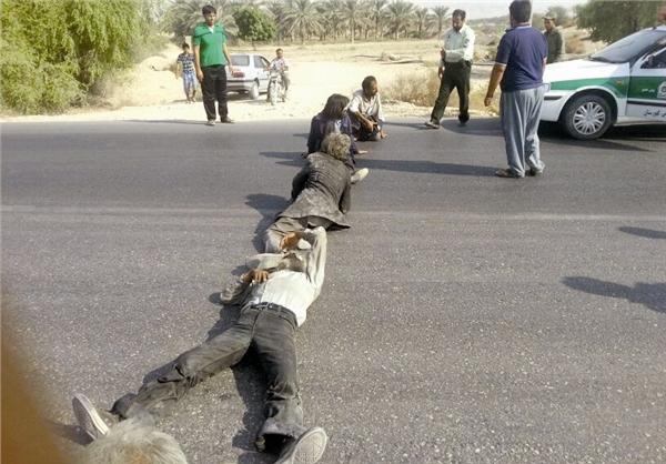انتقال معتادان پرخطر از فارس به هرمزگان!