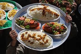 آشنایی با هشت غذای نذری از عراق تا پاکستان