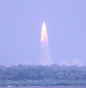 هند ماموریت فضایی به مریخ را آغاز کرد