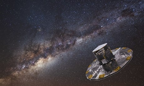 بزرگترین دوربین دست ساز بشر در جستجوی تاریک ترین انرژی جهان