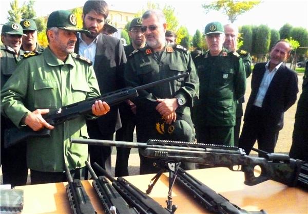 عاصفه؛ سلاح استراتژیک ضد کروز؛ دریافت شبانهروزی تصاویر از مرزها توسط سپاه