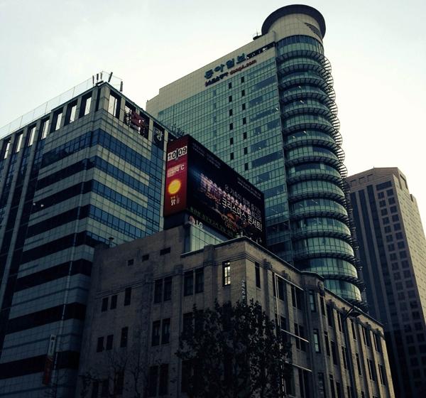 کره جنوبی - سئول - عكس : دكتر يونس شكرخواه