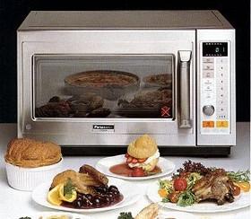 ماکروفر، اجاقی برای پخت سالمتر غذاها