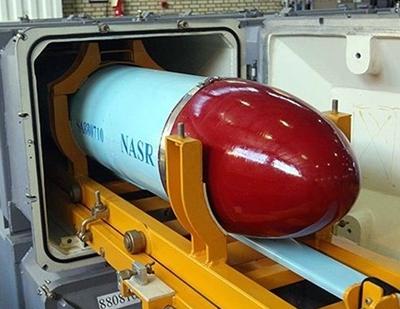 آشنایی با موشک نصر - ایران