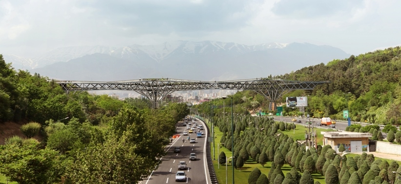 آشنایی با بزرگراه شهید مدرس- تهران