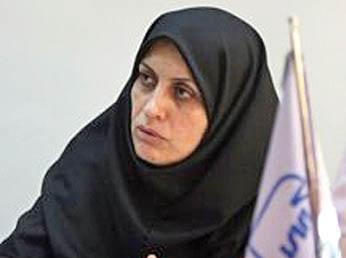 نیره پیروزبخت رئیس سازمان ملی استاندارد ایران شد