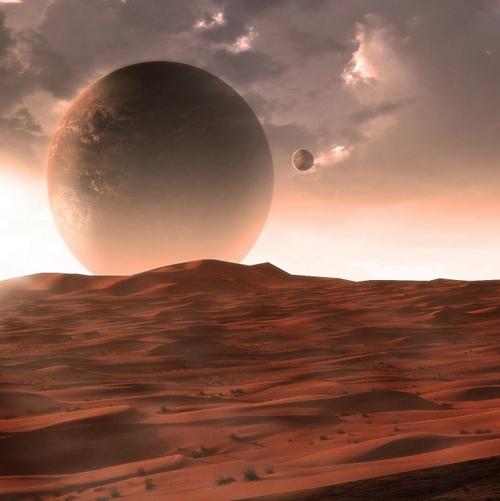 پمپ عظیم گازی مریخی
