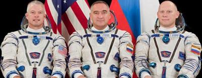 ساکنان جدید ایستگاه فضایی