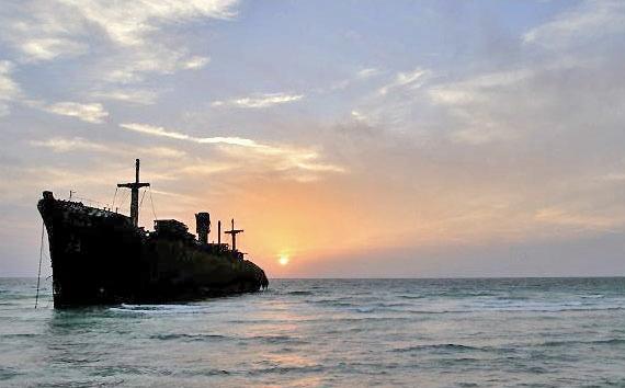 مکان امن برای انتقال کشتیهای آسیب دیده خلیجفارس