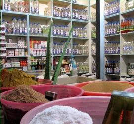 عرضه مواد مخدر در برخی عطاریهای تهران