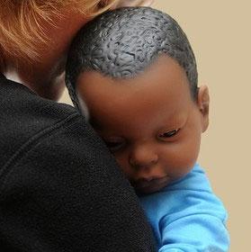 پیشرفتهترین روبات نوزاد متولد شد