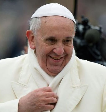 پاپ بر دوری از خشونت تاکید کرد