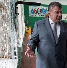 وزیر دفاع سابق روسیه ممنوع الخروج شد