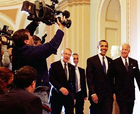 دولت اوباما دشمنترین دولت تاریخ آمریکا علیه خبرنگاران است