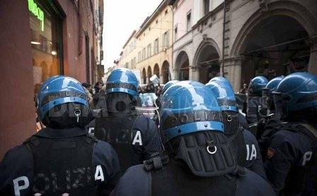 پایتخت ایتالیا امنیتی شد