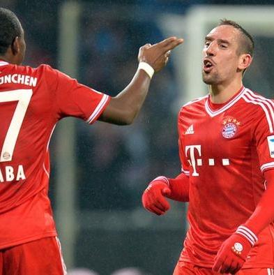 F.Ribery