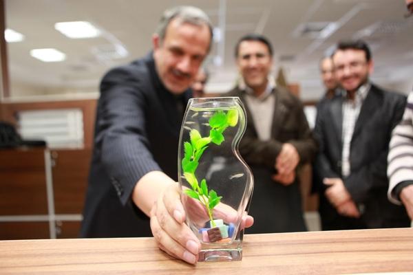 گزارش تصویری دیدار رئیس شورای شهر با کارکنان همشهری