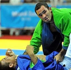 تیم ملی کوراش ایران عنوان سوم جهان را کسب کرد