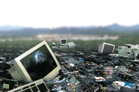 کشورهای درحال توسعه، زبالهدان الکترونیکی کشورهای پیشرفته