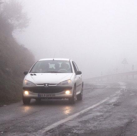 ساخت یک دوربین برای تسهیل رانندگی در مه سنگین
