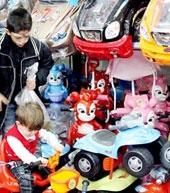 افتتاح پنجمین نمایشگاه اسباببازی در بوستان گفتگو؛  ۱۶دی ماه