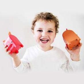 اسباببازیهای هوشمند برای پیغامرسانی والدین به کودکان