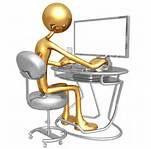 فراموشی نفس کشیدن هنگام استفاده از رایانه