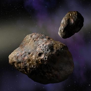 27 بهمن، سیارکی با فاصله بسیار کم از کنار زمین عبور میکند