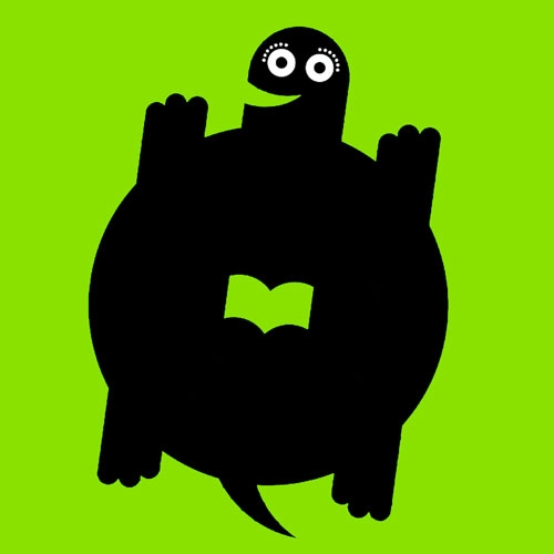 کتابها بر بال لاکپشت پرنده