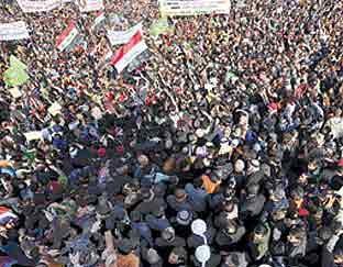 عراق تظاهرات
