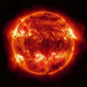 طوفان خورشیدی در راه است