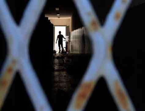 زندان بازداشت